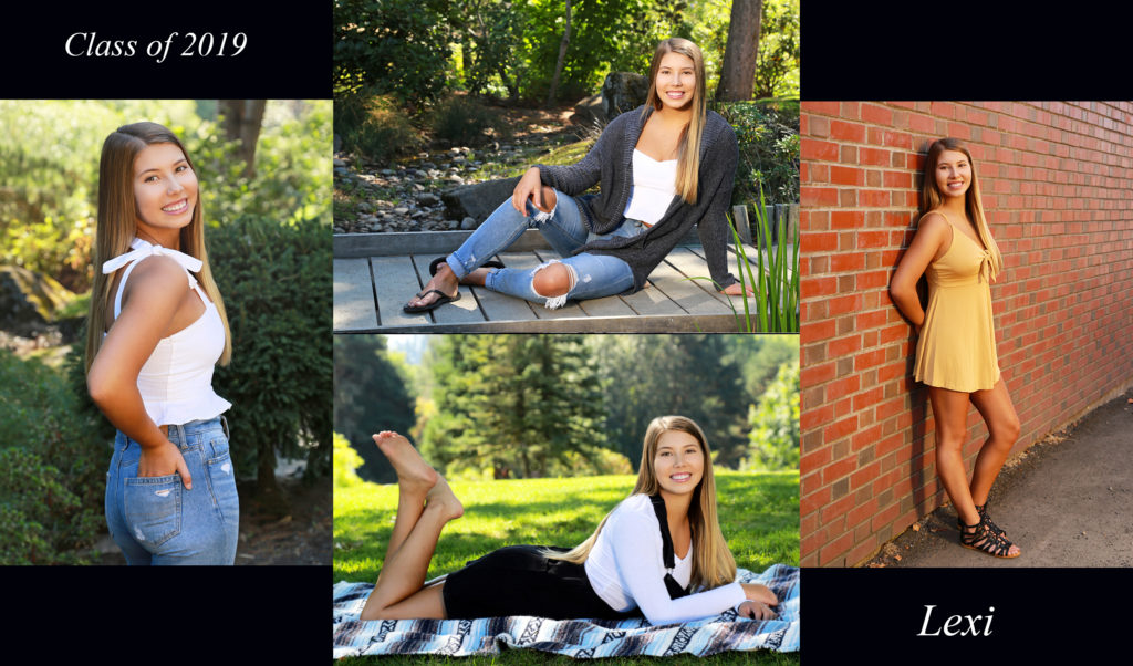 senior photo sample